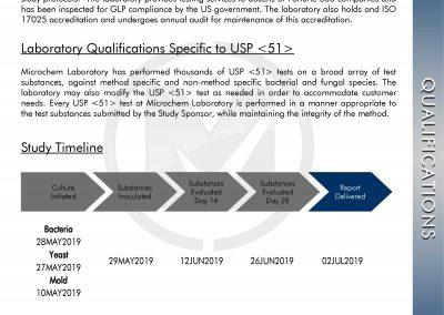 USP51 Test 2